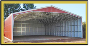 Special Promotions for carports, barn buildings and garagaes from Mammoth Carports